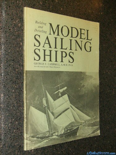 9780852426623: Building and Detailing Model Sailing Ships
