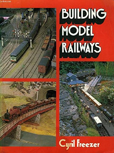 9780852427781: Building Model Railways