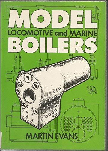 9780852429235: Model Locomotive and marine Boilers