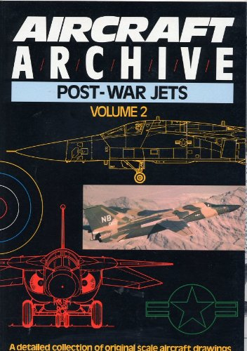 Post-War Jets (Aircraft Archive Series, Vol. 2): n/a