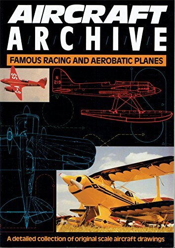 9780852429990: Famous Racing and Aerobatic Planes (Aircraft Archive)