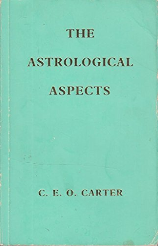 9780852430033: Astrological Aspects