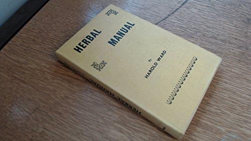 9780852430088: Herbal Manual