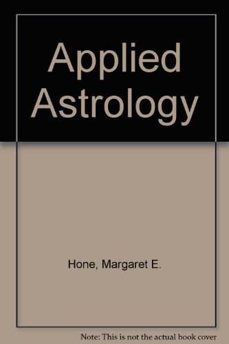9780852430347: Applied Astrology