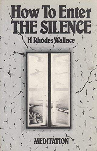 9780852430835: How to Enter the Silence