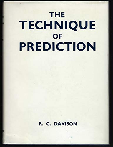 The Technique of Prediction:the New Complete System of Secondary Directing: The New Complete Syst...