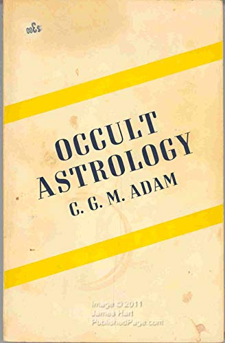9780852432143: Occult astrology