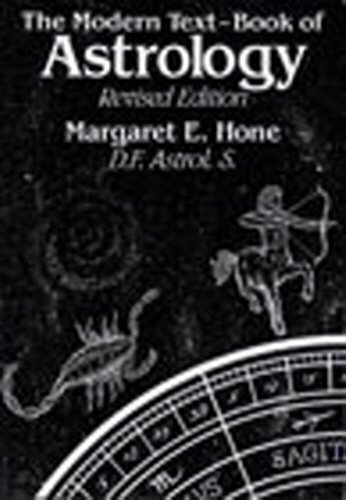 9780852433577: The Modern Text-Book of Astrology, Revised Edition