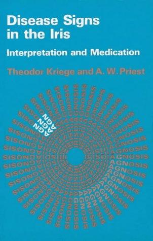 9780852433720: Disease Signs In The Iris: Interpretation and Medication