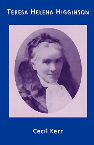 9780852441817: Teresa Helena Higginson Servant of God The Spouse of the Crucified