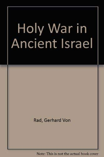 9780852442081: Holy War in Ancient Israel