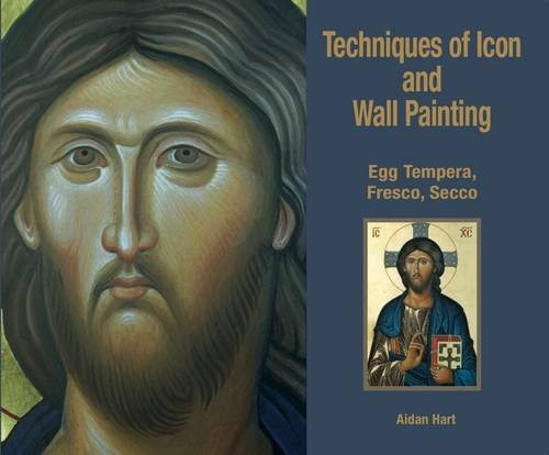 9780852442159: Techniques of Icon and Wall Painting