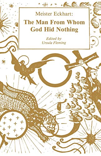 9780852442715: Meister Eckhart: The Man from Whom God Hid Nothing