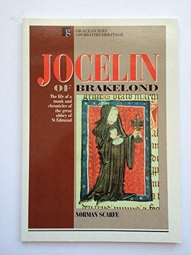 9780852443521: Jocelin of Brakelond: Life in an Abbey in Medieval England