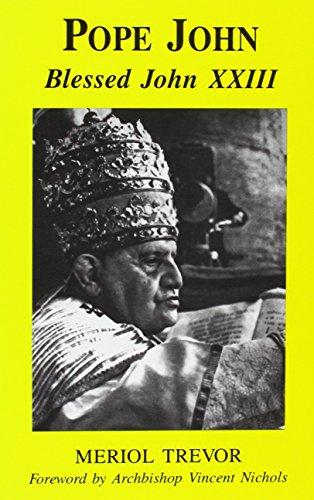 9780852444801: Pope John Blessed John XXIII