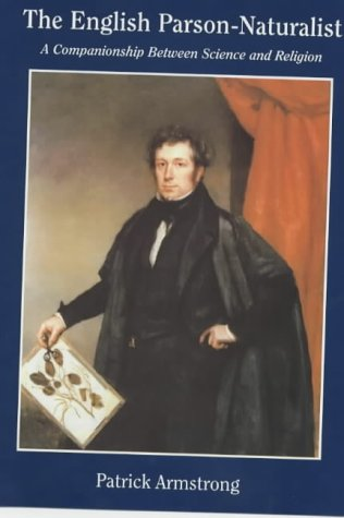 9780852445167: The English Parson-naturalist: A Companionship Between Science and Religion