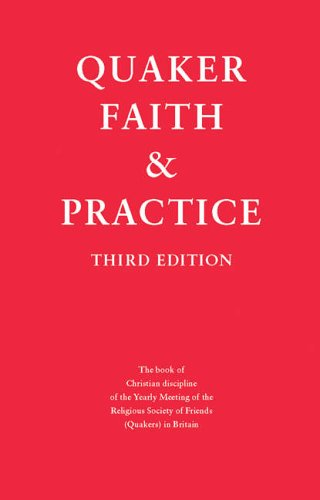 9780852453742: Quaker Faith and Practice: The Book of Christian Discipline of the Yearly Meeting of the Religious Society of Friends (Quakers) in Britain