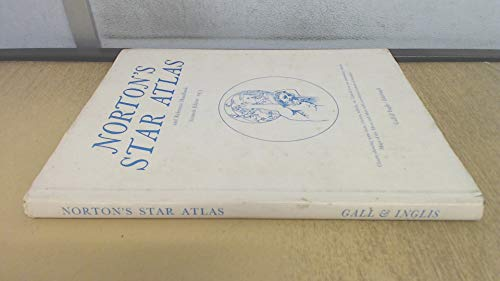 9780852489000: Norton's Star Atlas and Reference Handbook