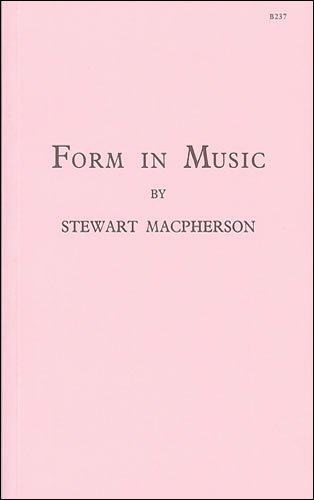9780852492376: Form in Music