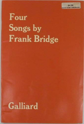 9780852493199: English Songs: Four Songs v. 5