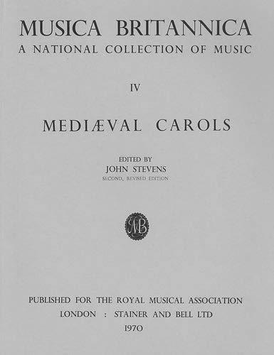 Musica Britannica: Medieval Carols v.4 (Vol 4)
