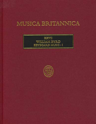 9780852498538: Musica Britannica: Keyboard Music Book 1 v. 27