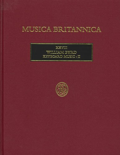 9780852498866: Musica Britannica: Keyboard Music Book 2 v. 28