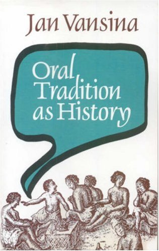 9780852550076: Oral Tradition as History