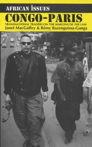 9780852552605: Congo-Paris: Transnational Traders on the Margins of the Law (African Issues)