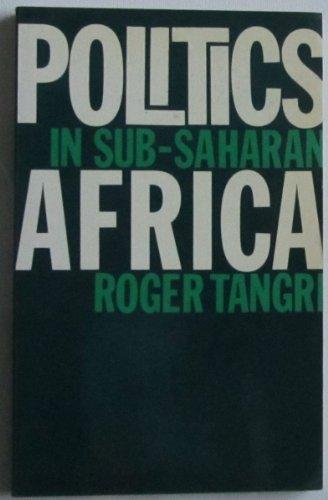 Politics in Sub-Saharan Africa: Tangri Roger