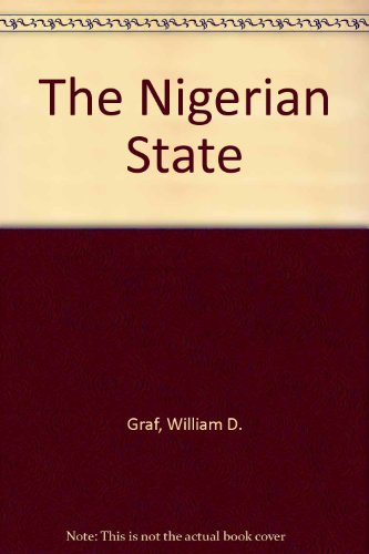 9780852553138: The Nigerian State