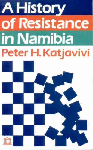 9780852553206: A History of Resistance in Namibia