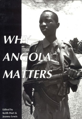 Why Angola Matters: Report of a Conference Held at Pembroke College, Cambridge March 21-22, 1994