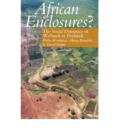 9780852554159: African Enclosures?: The Social Dynamics of Wetlands in Drylands