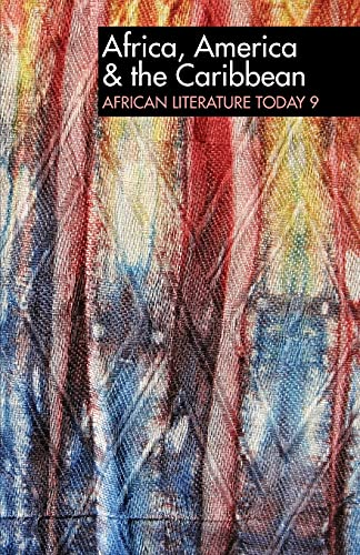 9780852555095: ALT 9 Africa, America & the Caribbean: African Literature Today
