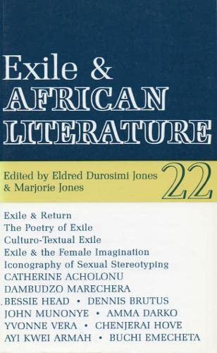 Exile & African Literature: Eldred Durosimi Jones