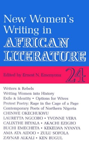 "representation of women in african literature Representation, nigerian women's literature emecheta and the contemporary african literary tradition states that ""emecheta punishes her conservative heroine."