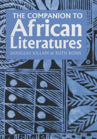 9780852555491: Companion to African Literatures