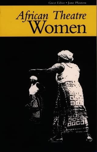 9780852555965: African Theatre – Women