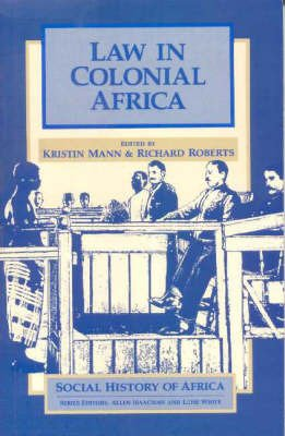 9780852556023: Law in Colonial Africa (Social History of Africa)