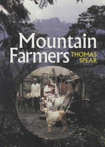 Mountain farmers: moral economies of land & agricultural development in Arusha & Meru: ...