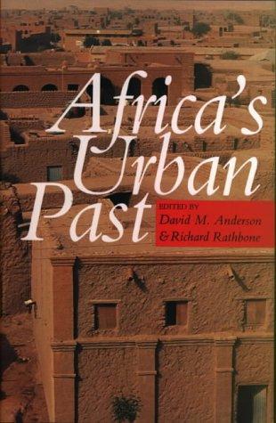 9780852557600: Africa's Urban Past