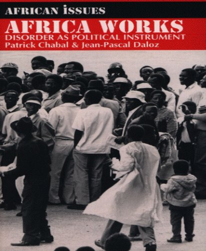 9780852558140: Africa Works : Disorder As Political Instrument (African Issues (Indiana University Press).)