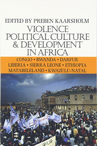 9780852558942: Violence, Political Culture and Development in Africa