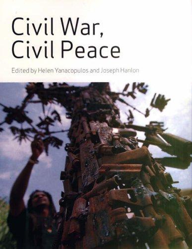 9780852558959: Civil War, Civil Peace (Research in International Studies)