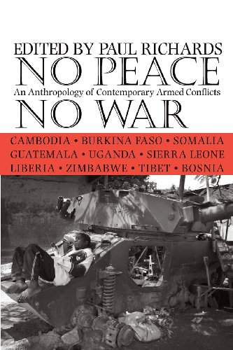 9780852559352: No Peace, No War: An Anthropology of Contemporary Armed Conflicts