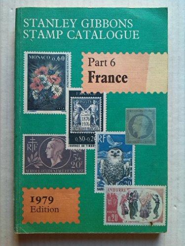 9780852591413: Stamp Catalogue: France, 1979 Pt. 6