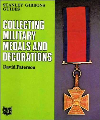 9780852592311: Collecting Military Medals and Decorations (Stanley Gibbons guides)