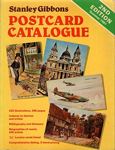 Postcard Catalogue: Gibbons, Stanley
