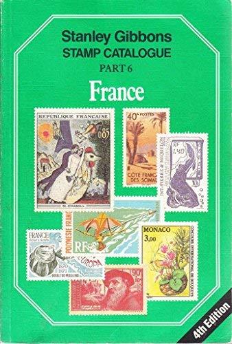 9780852593639: STAMP CATALOGUE: FRANCE PT. 6